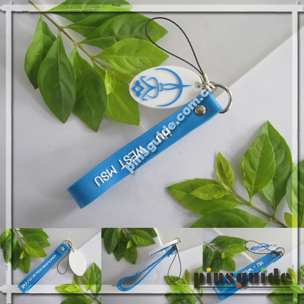 Manufacturer Non-toxic Custom Size 3d Soft Pvc Keychain For Promotion Gift