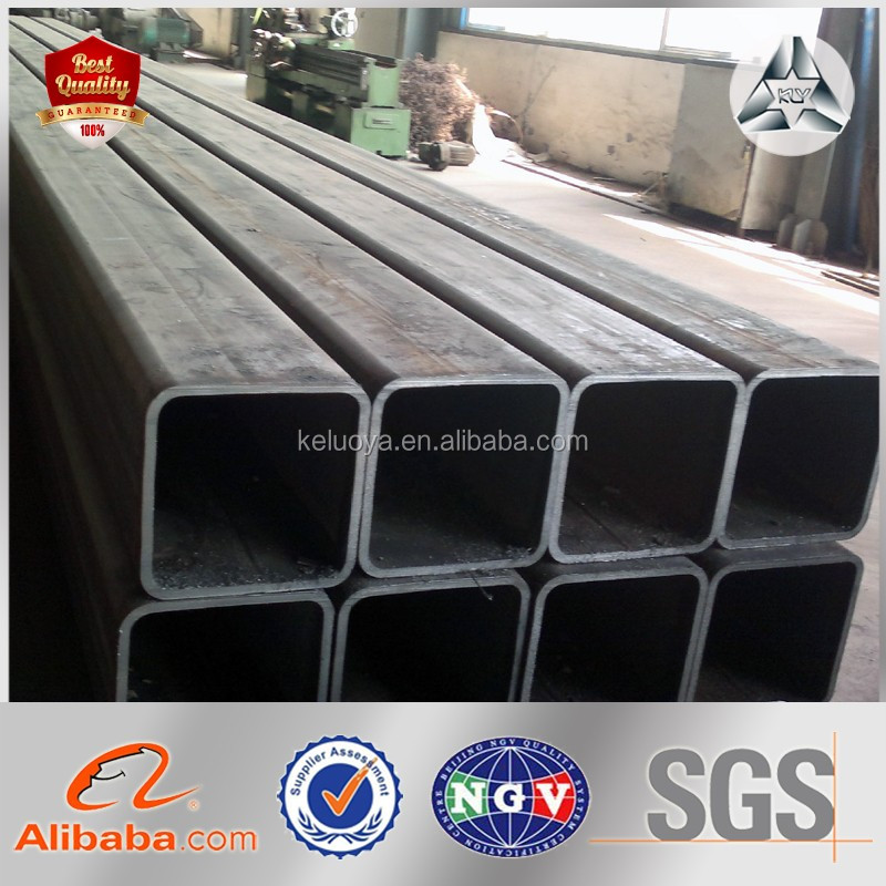 With Two Factories High Strength Hollow Carbon Square Steel Tube