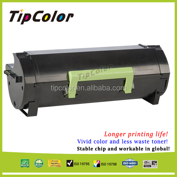 Low price compatible Lexmark MS310 MS410 MS510 MS610 Toner Cartridge