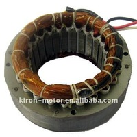 motor stator coil for water cooler
