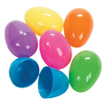 plastic clear big Easter egg for sale