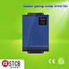Input AC power or solar power 3 phase solar inverter for water pump