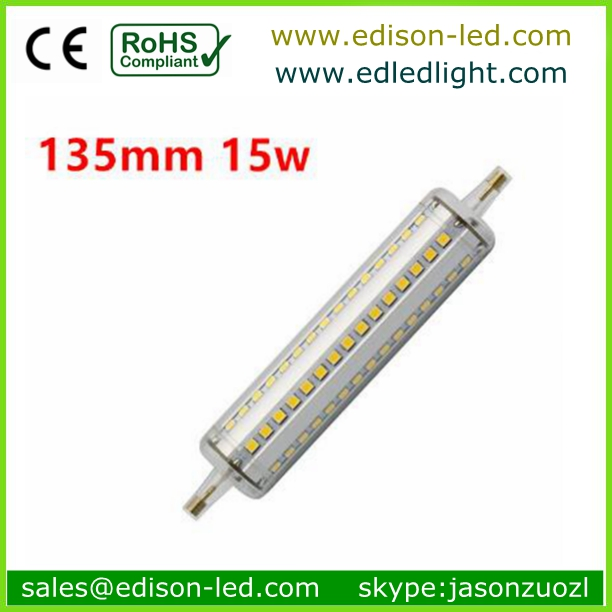 No mercury,No UV infrared in beam r7s 78mm dimmable led new model 360 degree