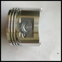 Durable unique 50mm motorcycle forged piston manufacturers
