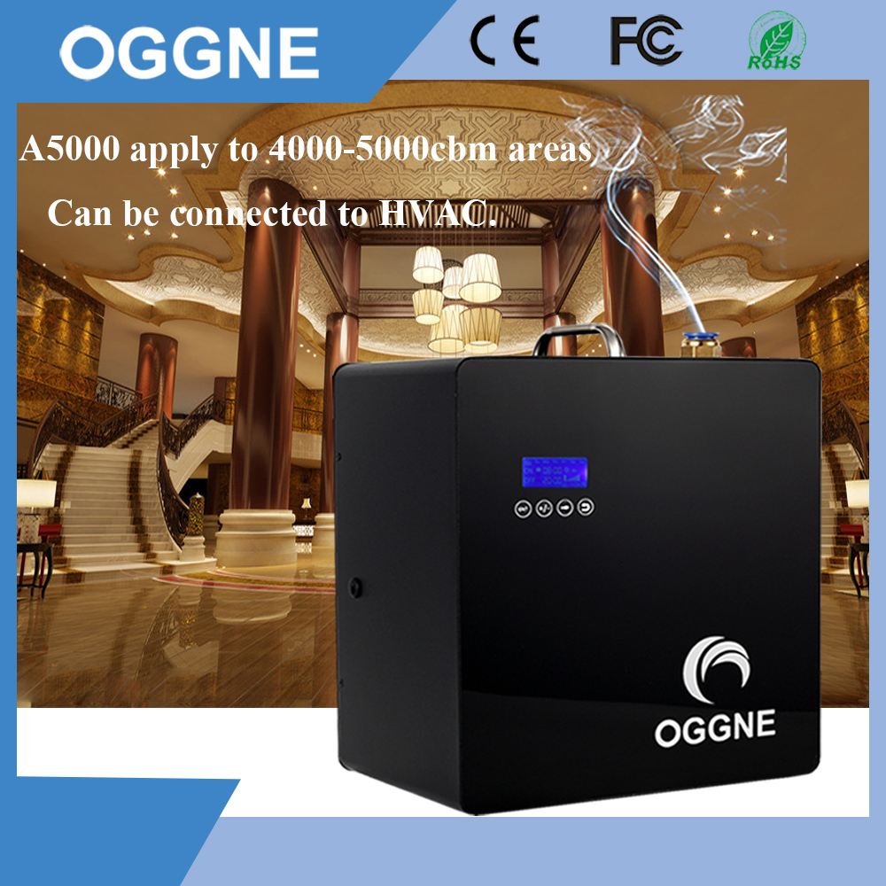 Professional scent air system mist air dispenser noiseless commercial CE aroma machine