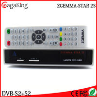 Star max digital satellite receiver 256MB NAND Flash / 512MB DDR3 satellite receiver supermax hd