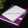 Cute School Supplies Notebook In Office