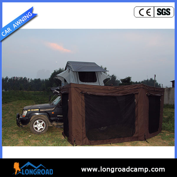 Aussie style outdoor travel lightweight trailer awning tent