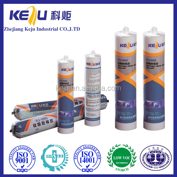 A510 popular Acid Silicone Sealant for Big Glass GP sealant sealent