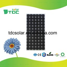A-grade cell high efficiency 200wp mono solar pv module