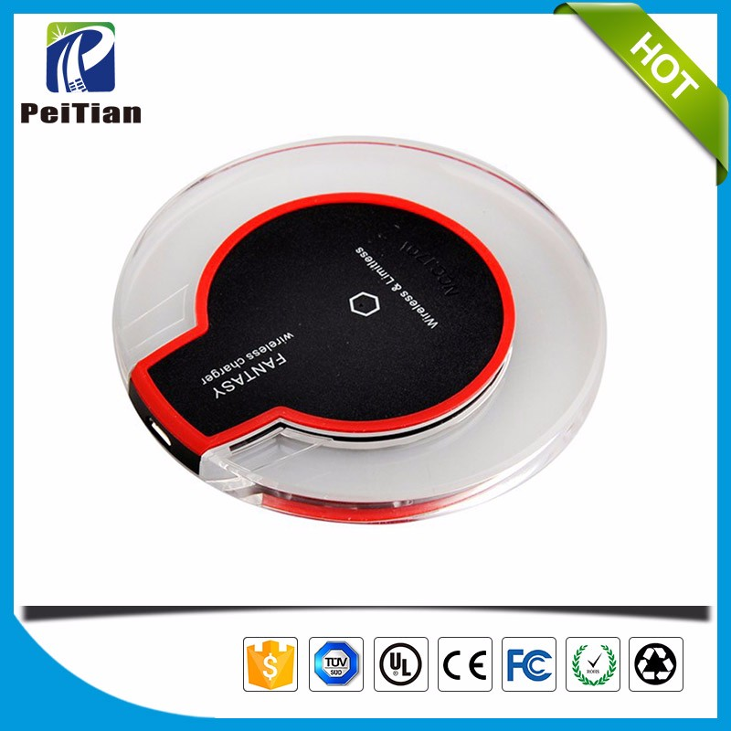 Factory Price top selling mobile phone wholesale qi wireless charger power bank