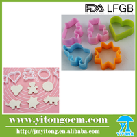 Latest item fancy plastic Cookie tray bake cutters Cutters