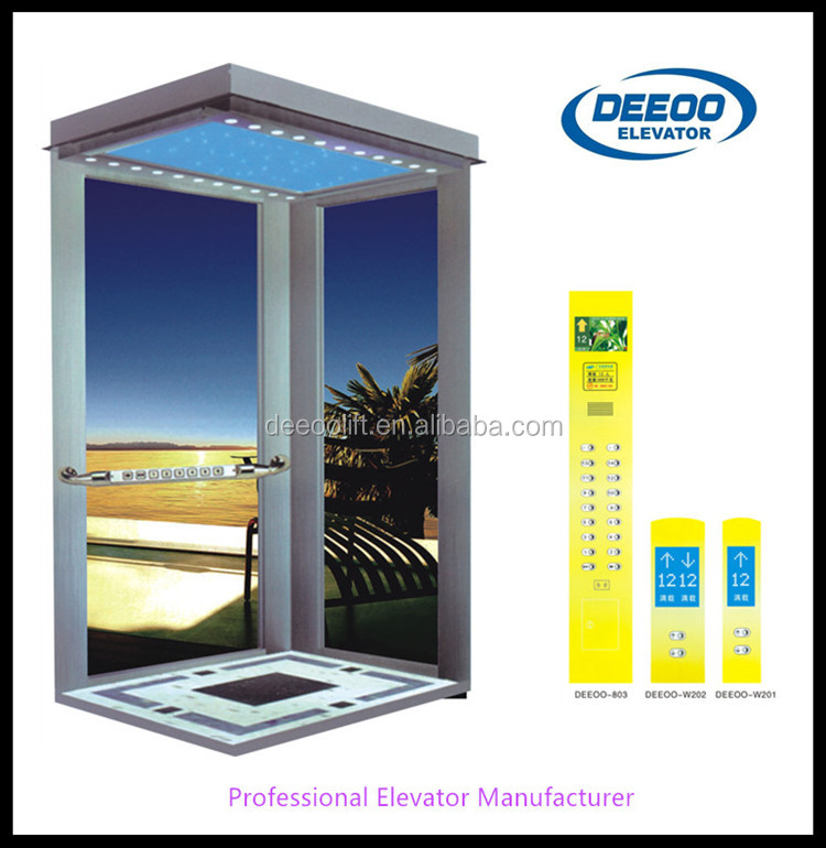 2016 Glass Small Indoors Home Elevator Lift Buy Home
