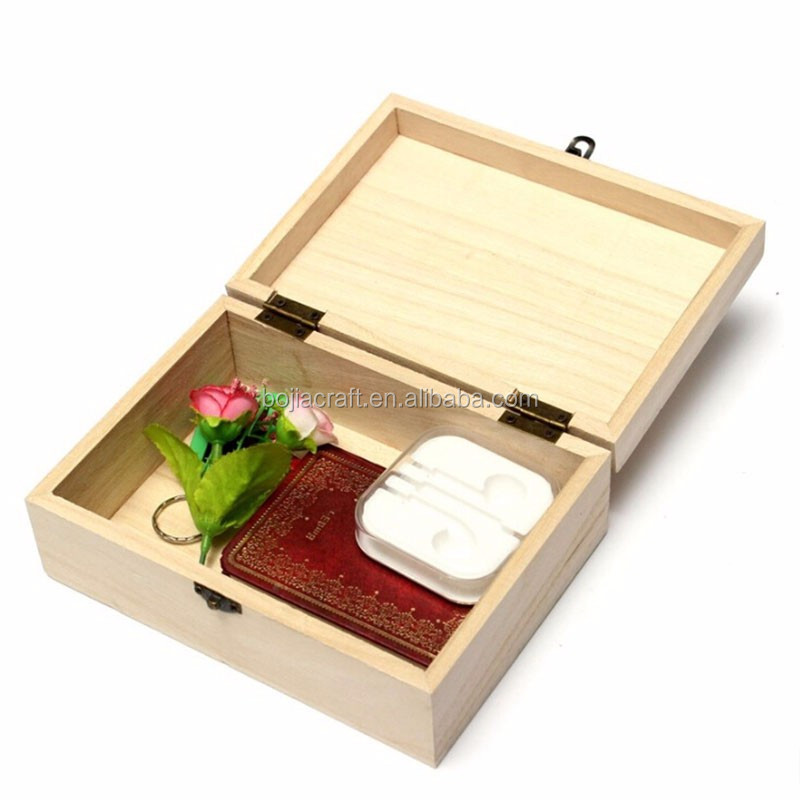 Caoxian Bojia cosmetic set packaging wooden gift box