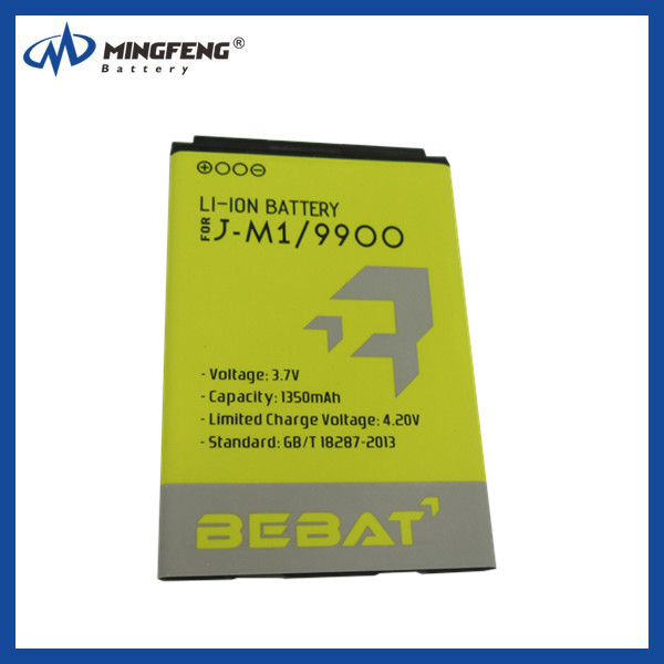 Long life mobile phone battery J-M1 for Blackberry 9860 9790 9981 9380