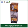 Yifeng Logo Printed Decorated Wine Bottle Paper Gift Box