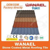 Find stone coated metal roofing tile supplier in Guangzhou