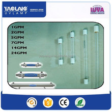 Ultraviolet lamp GPH118T5L 6W for drinking water uv sterilizer ozone free 253.7nm