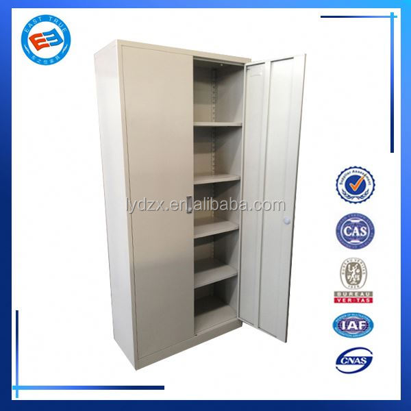 refrigerated storage cabinet with 4 shelves