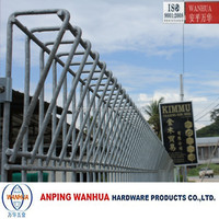 Anping Wanhua--Brc Fencing Mesh/Brc Weld Fence/Roll Top Fencing(Singapore/Malaysia)