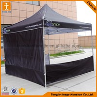Outdoor trade show event advertise fold canopy tent