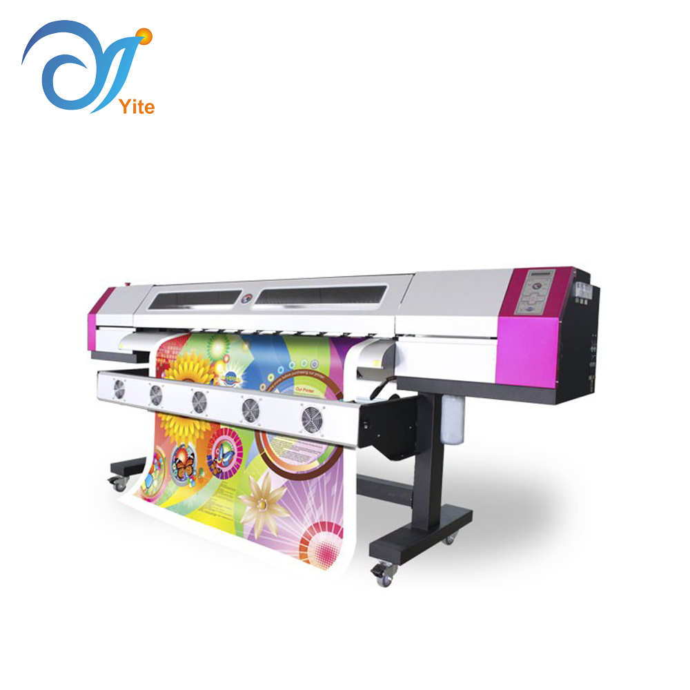 Large format for sale used window sticker eco-solvent printing machine