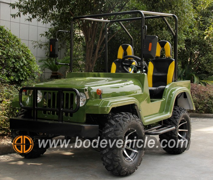 Manufacturer 150/200cc Mini UTV for Adults