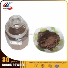 Hot selling teaspoon PH6.2-6.8alkalized cocoa powder calories for hot drinking