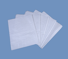 white PP woven plastic bags packing for 10kg 20kg 30kg 40kg 50kg for nut/wheat/corn/flour/rice packing bag