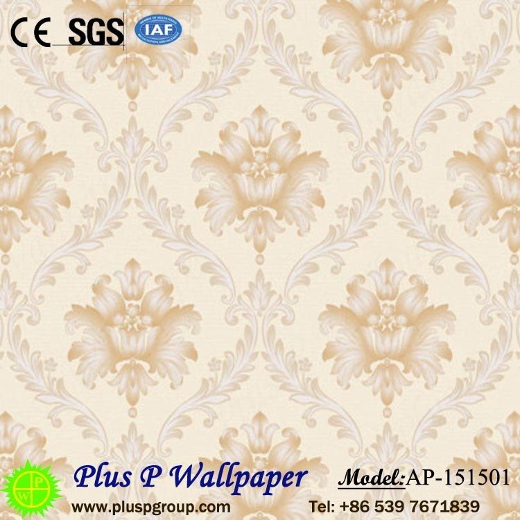 Kitchen/bedroom/bathroom wallpaper decor vinyl wallpaper