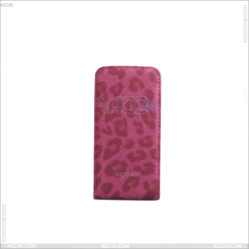 phone accessory leopard print case for iphone 4 4S P-iPHN4SCASE020