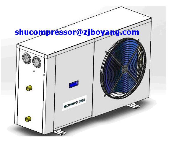 Industrial Cooling unit for water/Oil cooling system water/Oil chiller Oil cooler Hydraulic Oil Coolers Hydraulic fluid cooling