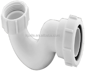 Professional pedicure chair basin flexible hose plastic pipe