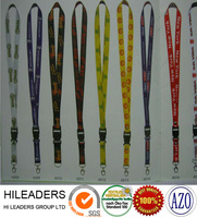 Customized Promotional Neck Lanyard, Nylon, Polyester, Thin PP plante, Cotton etc