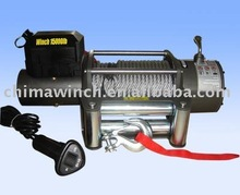 4WD 15000LB Winch for Truck Trailer Jeep SUV
