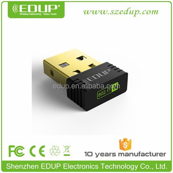 High Quality MTK 7601 Chipset Mini 802.11N 150Mbps Wireless Wifi USB Adapter