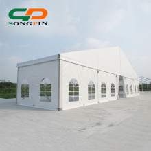 Garden Buildings Type large dining tent 25x30m tent with Aluminum Frame Material