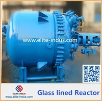 High efficiency lower prices glass lined reactor