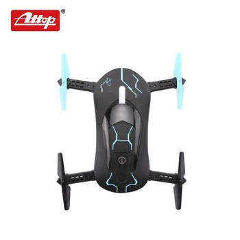 Long range rc aircraft foldable wifi camera pocket oem drone for kids