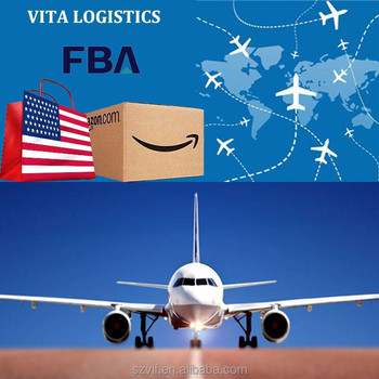 FBA Amazon air shipment from Shenzhen to USA for battery cargo