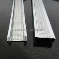 light steel keel ceiling roofing sheets hot dipped zinc galvanized ceiling furring channel