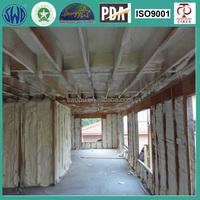 spray polyurethane foam insulation