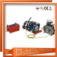 HDPE Water Pipe Fusion Machine