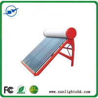 Top Quality Low Price Hot Sale China manufacture 90L Solar Water Heater