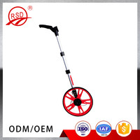 Distance Digital Measuring Tools Wheel Walking Type Measurement Wheel