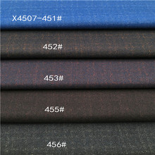 2017 New Polyester 55% Viscose 45% BEST TR Fabric Men's Suit and Trousers Fabrics Cloth Textile for Wholesale