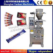 three in one coffee stick bag packing machine