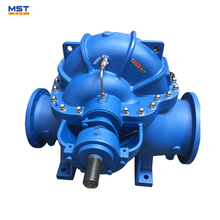 Specification of centrifugal double suction pump for water