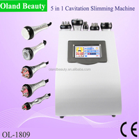 VERY HOT SALE IN THE WORLD!!40KHz ultra lipo cavitation rf slimming beauty machine