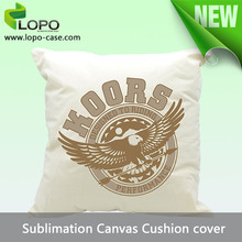 Wholesale China blank sublimation cushion cover ,DIY Pillow Case Design for sublimation heat transfer printing
